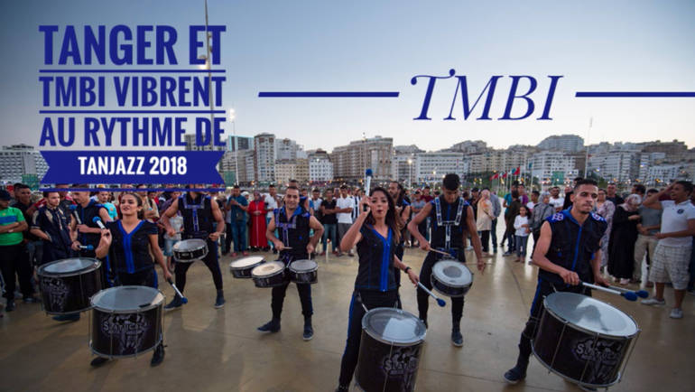 Tanger et Tanja Marina Bay vibrent au rythme de Tanjazz 2018