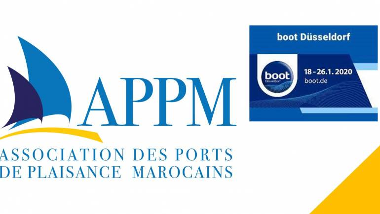 Participation de l'APPM au BOOT Dusseldorf 2020